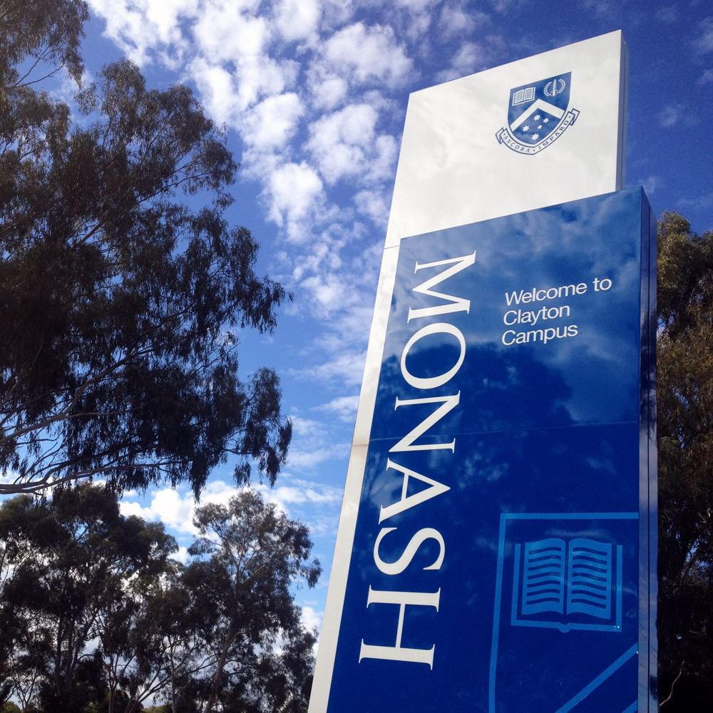Monash University Clayton Campus